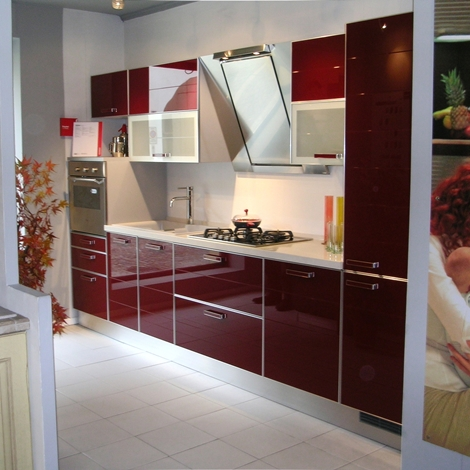 Cucina rossa scavolini 28 images offerta scavolini sax rossa cucine a prezzi scontati - Cucina rossa scavolini ...