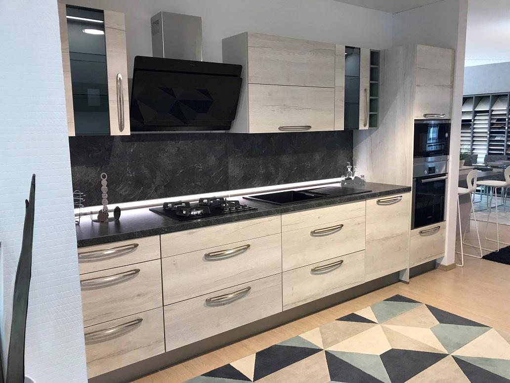 Beautiful Parete Cucina Attrezzata Contemporary - Home Interior ...