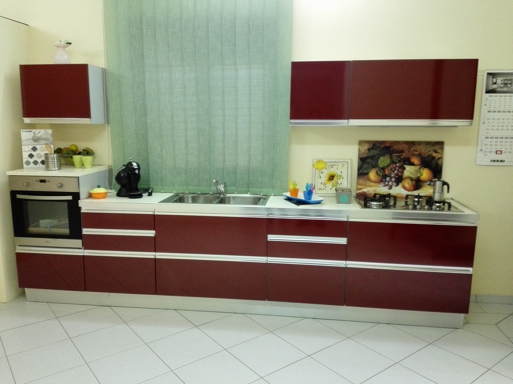 Sfera cucina di design con elettrodomestici inclusi by - Cucina con elettrodomestici ...