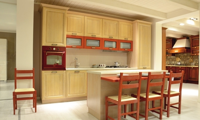 Cucina Lube Cucine Silvia scontato del -53 % - Cucine a prezzi ...