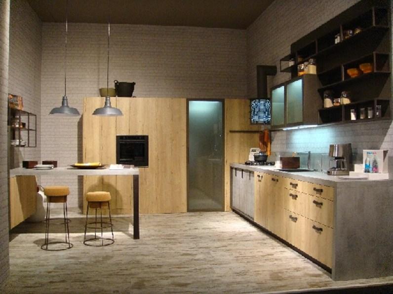 Snaidero cucina loft scontato del 40 - Cucine snaidero outlet ...