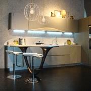 Snaidero Cucina Ola 20 Design Laccate Opaco Grigio