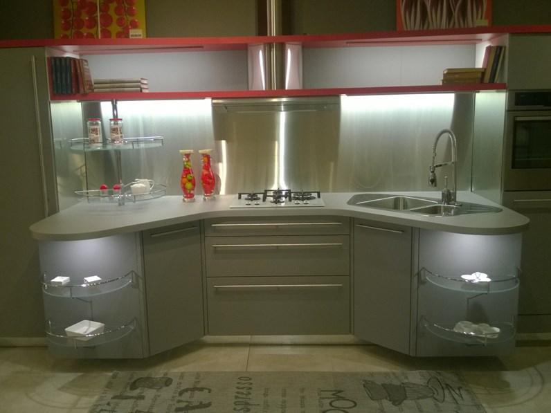 Cucina Snaidero Prezzi | Cucina Snaidero Modello Way Noce Cannella E ...