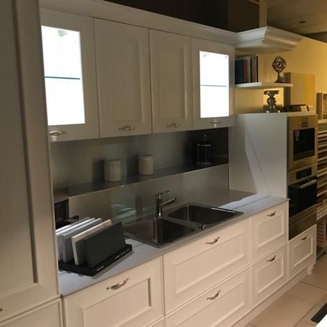 Spagnol cucine cucina luisiana provenzale laccate opaco - Cucina provenzale bianca ...