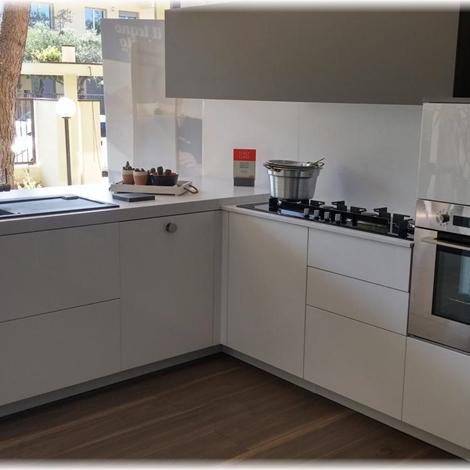 Speciale offerta cucina angolare con penisola scontata del - Cucina angolare con penisola ...
