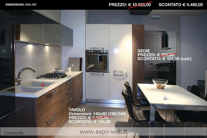 Beautiful Stosa Cucine Rivenditori Photos - Ideas & Design 2017 ...