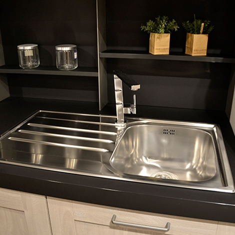 lavello blanco median city stosa inox acciaio