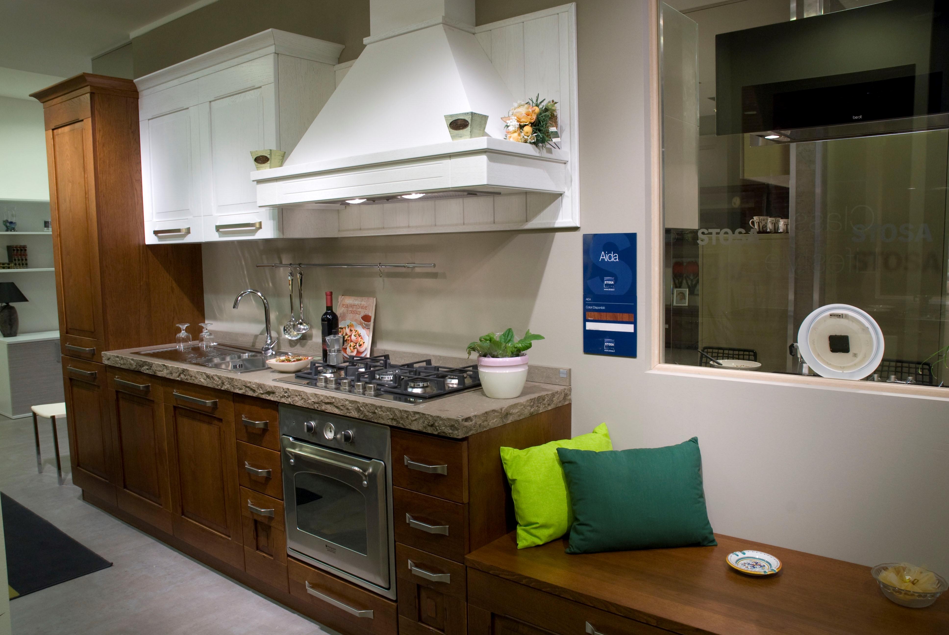 Stosa cucine cucina aida scontato del 67 cucine a for Cucine stosa