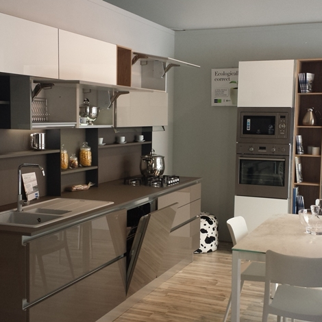 Cucine Moderne Con Isola Stosa : Stosa cucine cucina alevè allegra ...