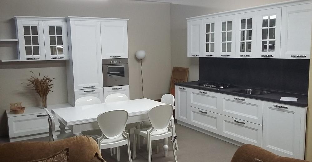 Stosa Cucine Cucina Beverly Country Legno Bianca - Cucine a prezzi ...