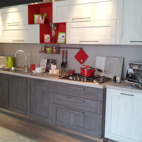 Cucina completa di elettrodomestici Stosa City - Cucine a prezzi ...