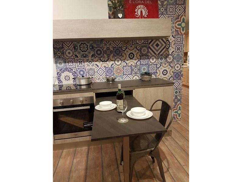 Stosa Cucine Cucina Infinity diagonal scontato del -30 %