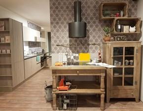 Stosa Cucine Cucina Maya wood scontato del -30 %