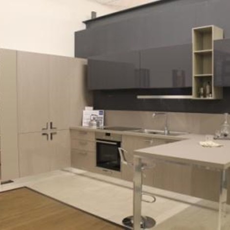 outlet Stosa Cucine Cucina Milly alevè scontato del -48 %