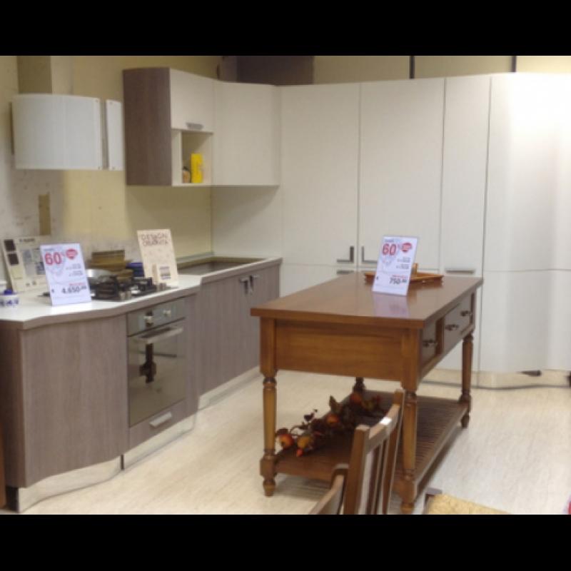 Stosa Cucine Cucina Milly angolare scontato del -60 % - Cucine a ...