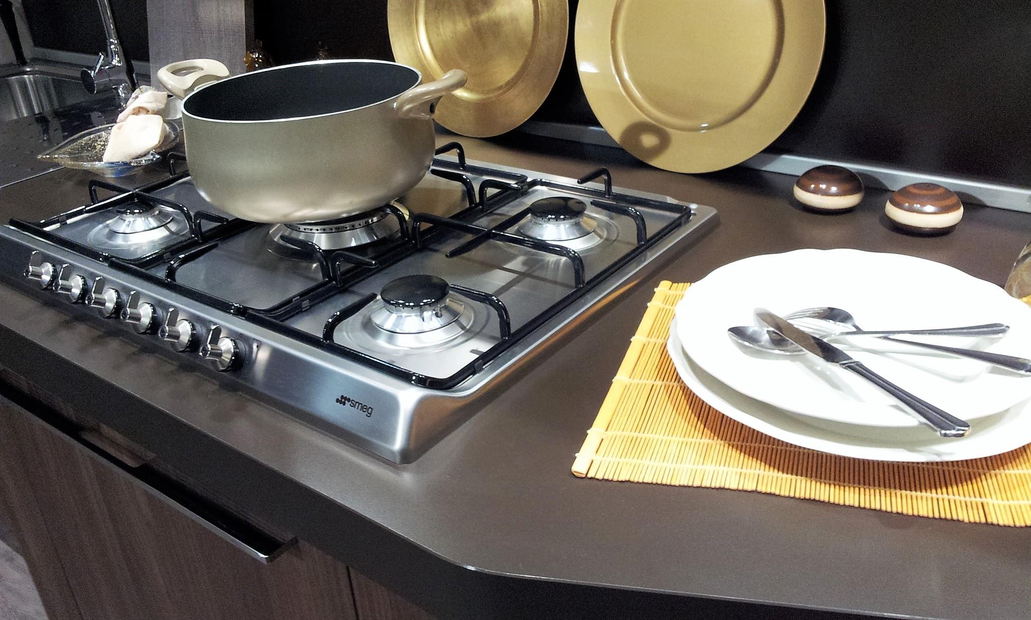 Beautiful Cucine Da Incasso Smeg Photos - harrop.us - harrop.us