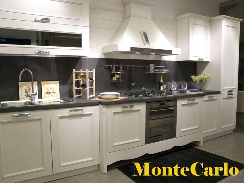 Stosa Cucine Cucina Montecarlo lunghezza cm 430. scontato del -64 %
