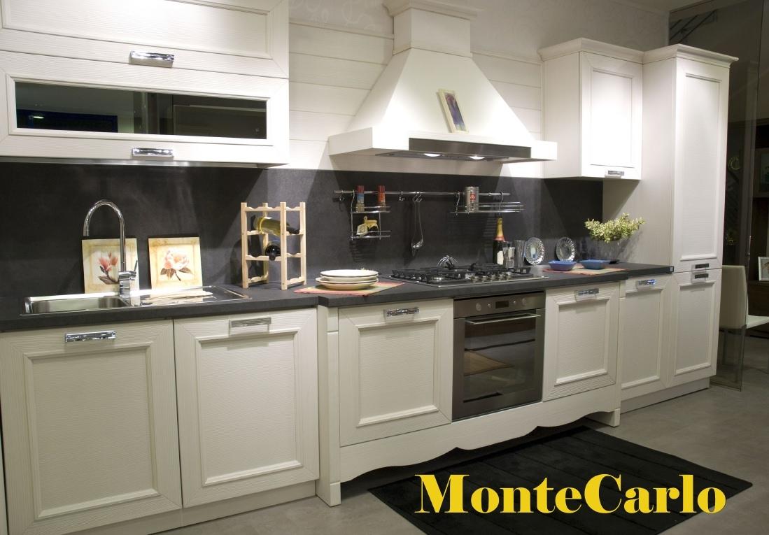 Stosa cucine cucina montecarlo lunghezza cm 430 scontato - Prezzo cucina stosa ...