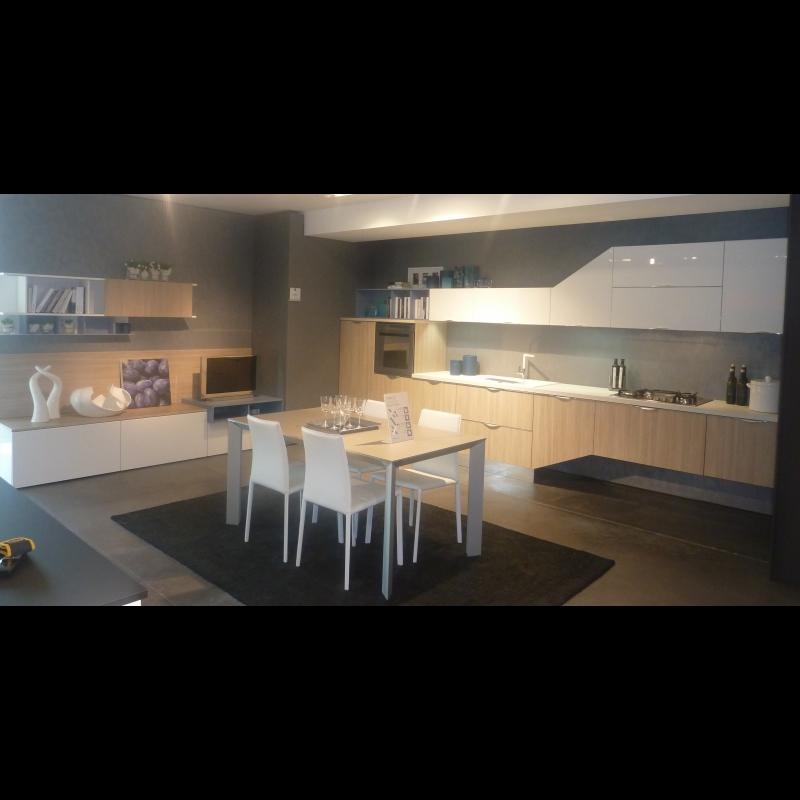 Stosa Cucine Cucina Replay con parete attrezzata scontato del -65 % - Cucine ...