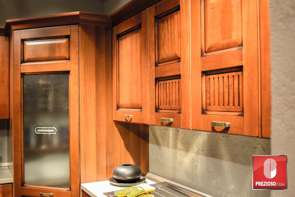 Stosa cucine modello malaga noce scontato del 58 cucine a prezzi scontati - Prezioso casa cucine ...