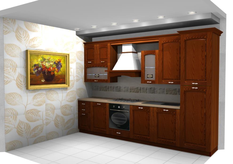 Stosa focolare la cucina classica toscana dallo stosa for La cucina classica
