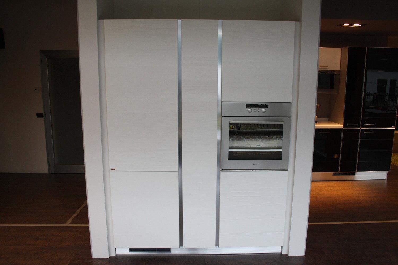 Cucina SCAVOLINI mod. SCENERYComposizione L330 cm + L156 cm (colonne ...