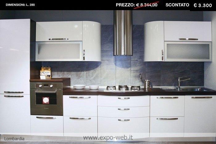 armadi mansardati ikea : Cucine A Pellet Prezzi : Cucina di esposizione in svendita - Stosa ...