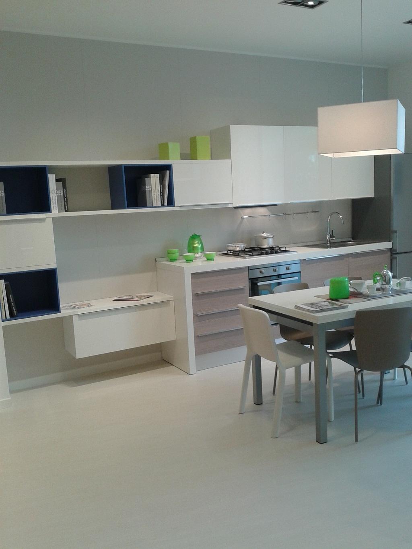 Cucine soggiorno scavolini idee per il design della casa - Prezzo cucine scavolini ...