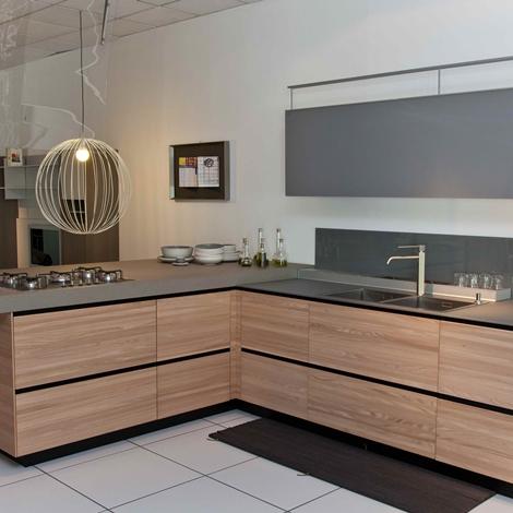 Cucina Valcucine. Free Cucina Componibile In Vetro Artematica ...