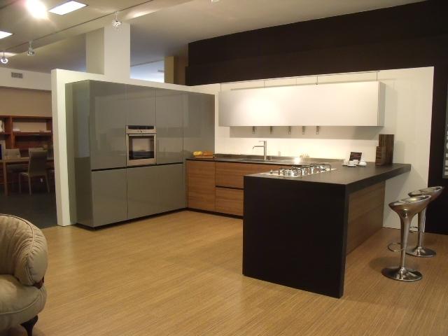Valcucine cucina artematica moderna legno noce cucine a prezzi scontati - Cucine valcucine opinioni ...
