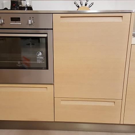 Varenna cucina minimal rovere sbiancato scontata 50 cucine a prezzi scontati - Prezzi cucine varenna ...