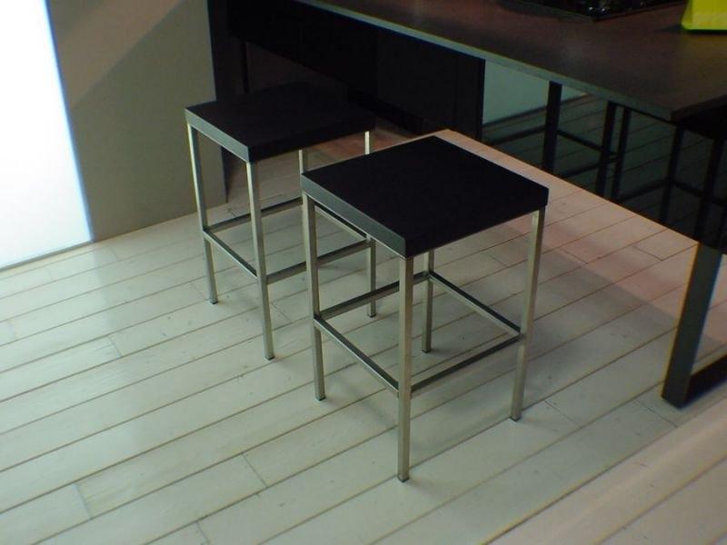 Sgabello piegehevole albox in set da sgabelli da cucina