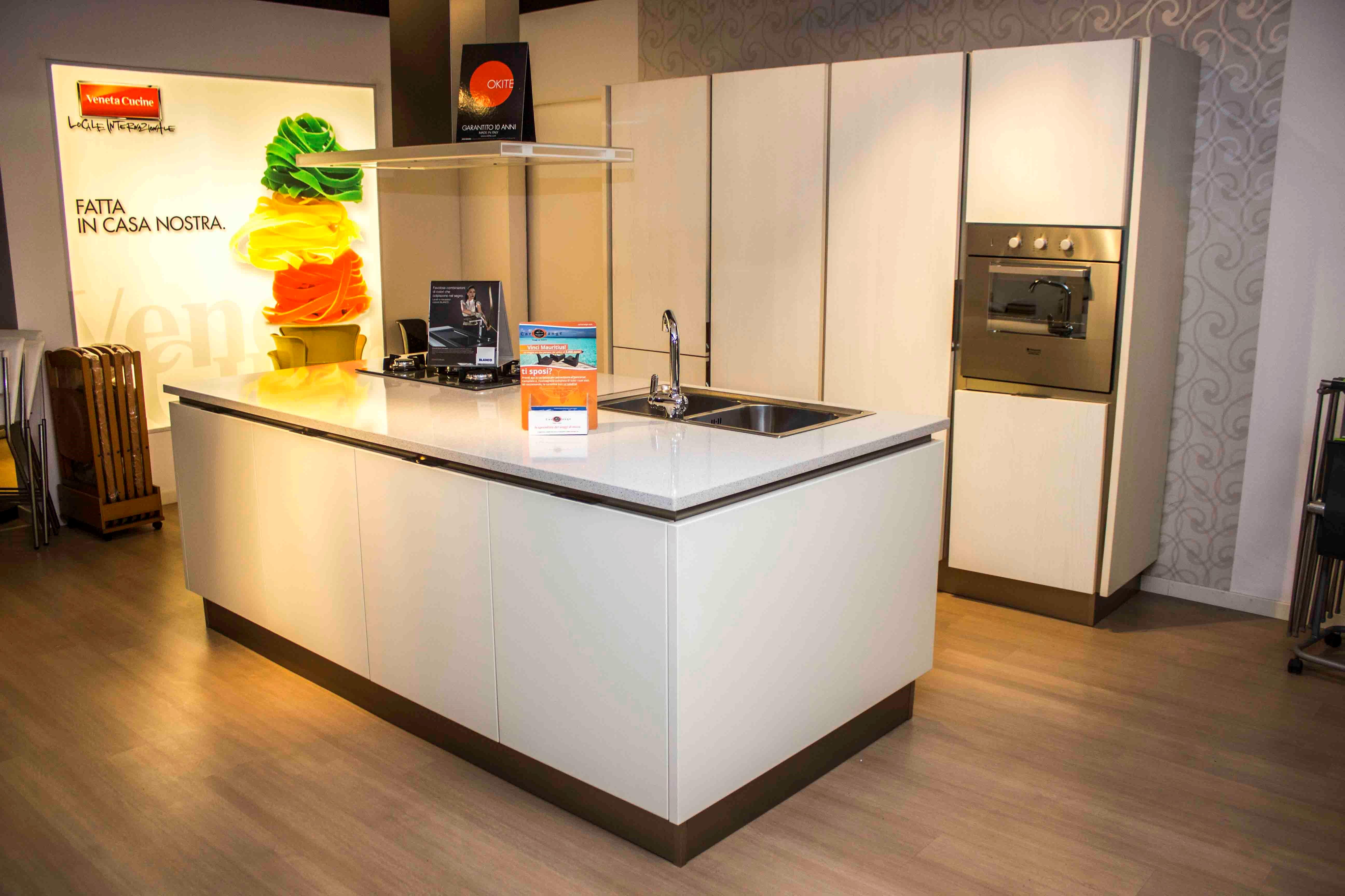Veneta cucina sottocosto per svuotatutto negozio cucine - Immagini cucine ikea ...