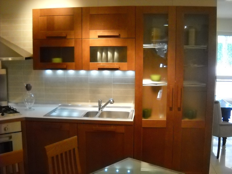 Cucine moderne ciliegio - Cucine in ciliegio moderne ...