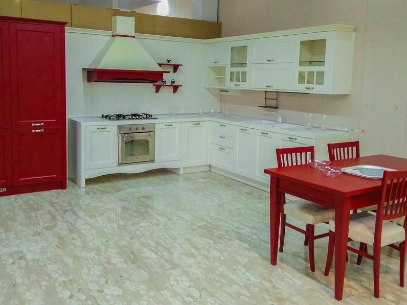 Misure Pensili Veneta Cucine.Veneta Cucine Cucina Gretha Scontato Del 60