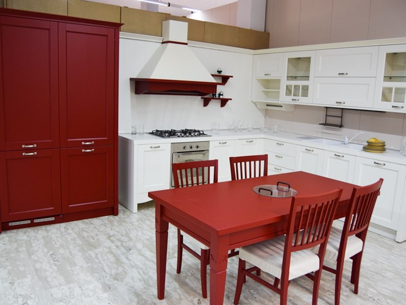 Veneta Cucine Modello Greta.Veneta Cucine Cucina Gretha Scontato Del 60
