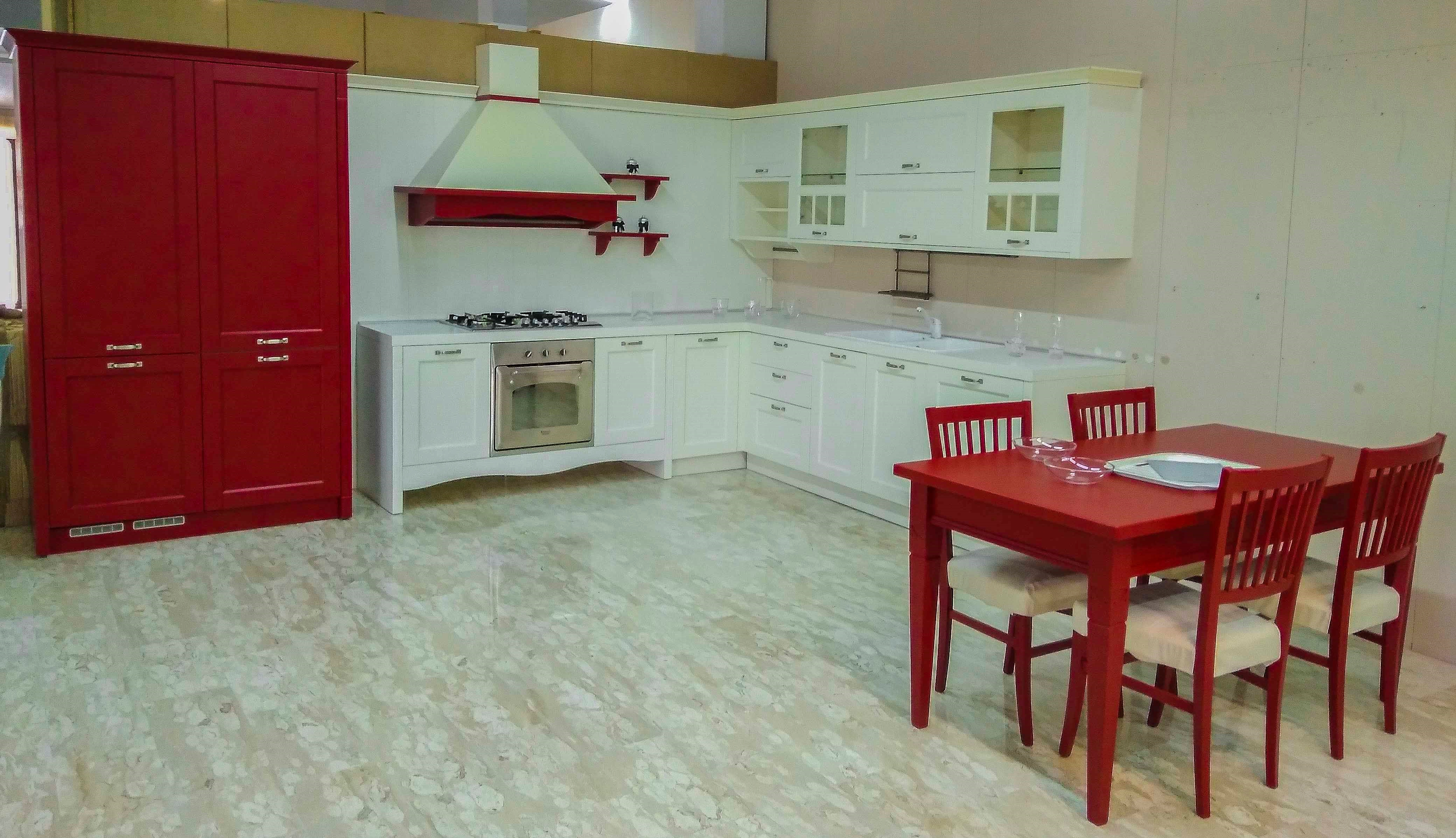 Veneta cucine cucina gretha scontato del 60 cucine a prezzi scontati - Cucina veneta cucine ...