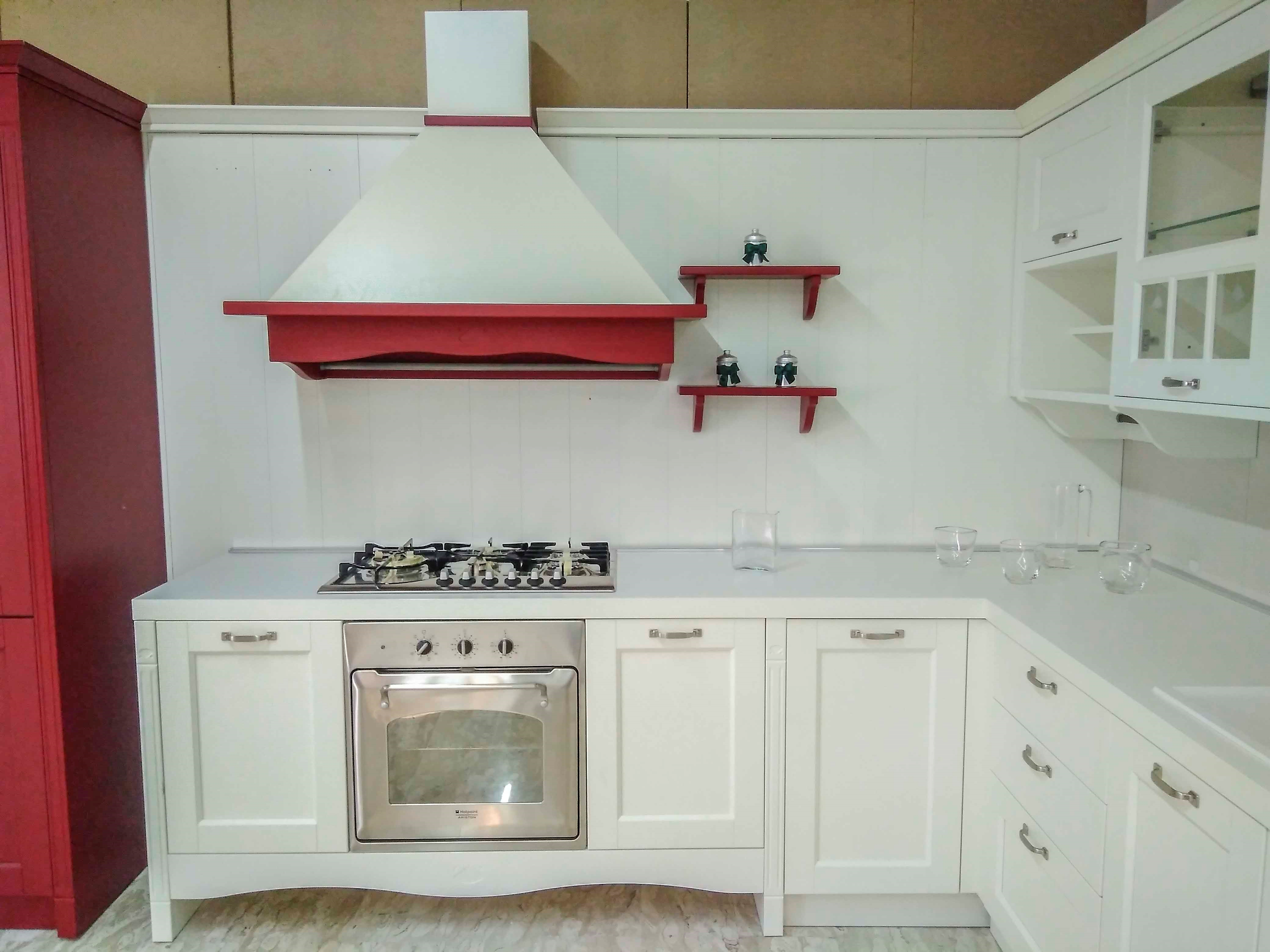Veneta Cucine Cucina Gretha scontato del -60 % - Cucine a prezzi ...