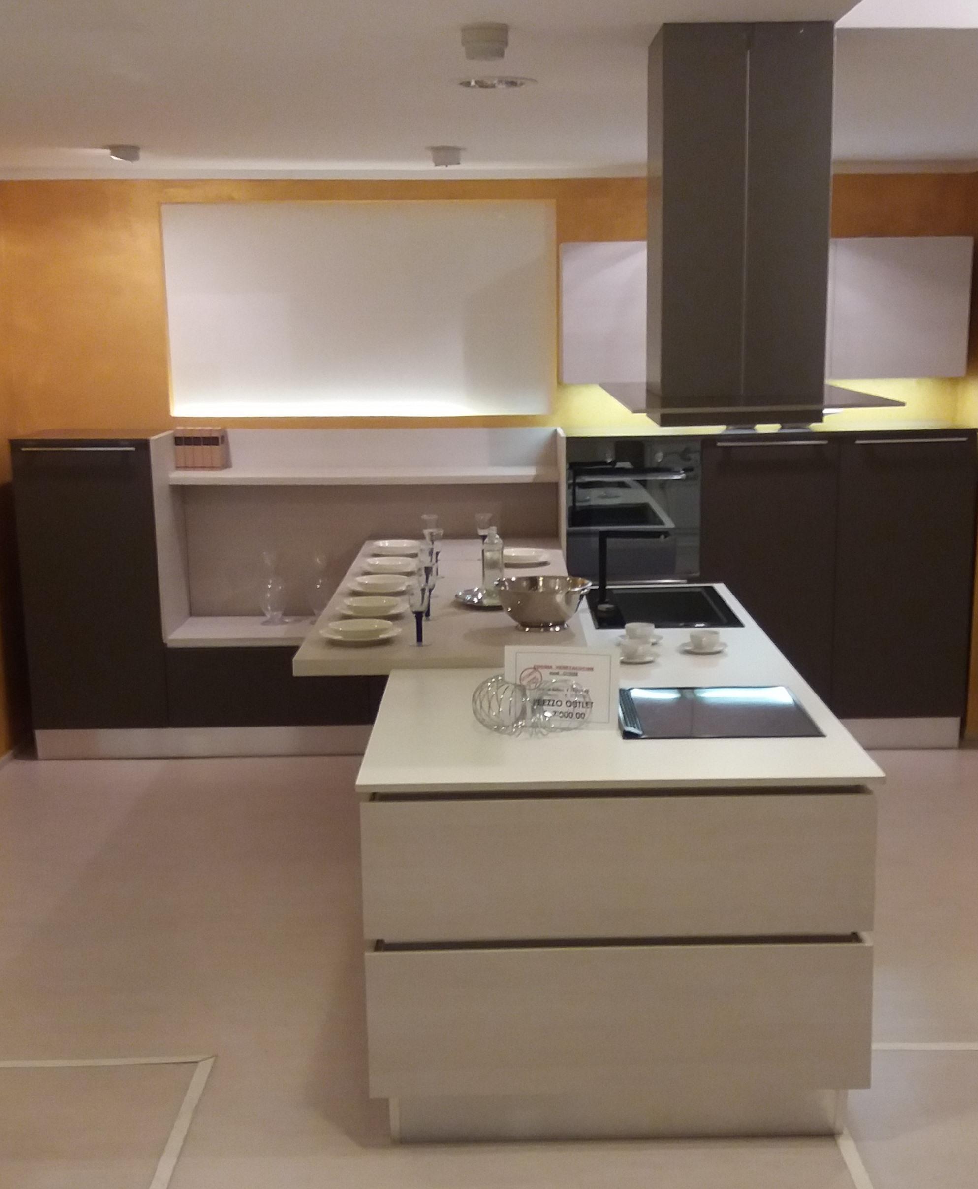 Veneta cucine cucina oyster scontato del 56 cucine a - Veneta cucine prezzi ...