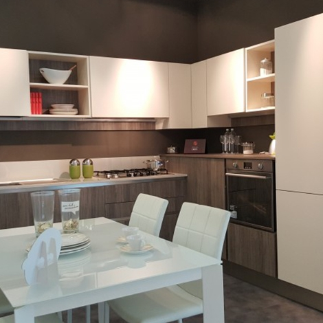 Veneta Cucine Cucina Start time go scontato del -60 % - Cucine a ...