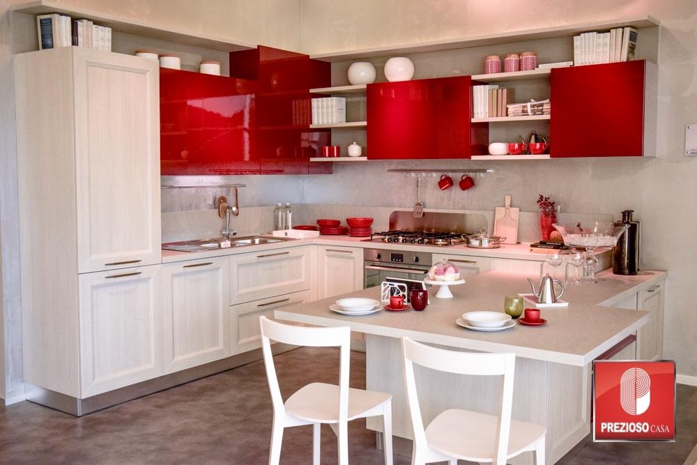 Veneta cucine cucina tablet rov grigio scontato del 50 cucine a prezzi scontati - Cucina veneta prezzi ...