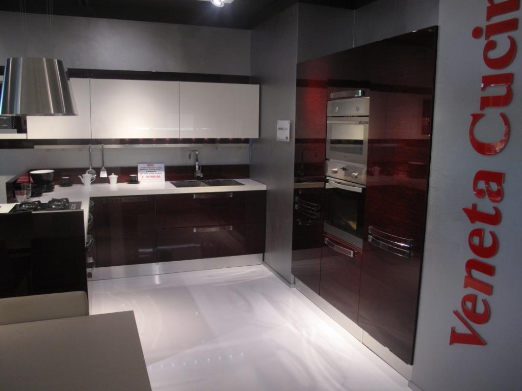 Veneta Cucine Cucina Veneta cucine extra avant banbu\' scontato del ...