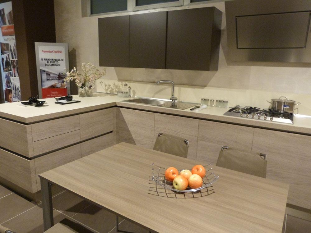 Svendita Veneta Cucine Oyster in offerta scontata del 39% - Cucine a prezzi s...