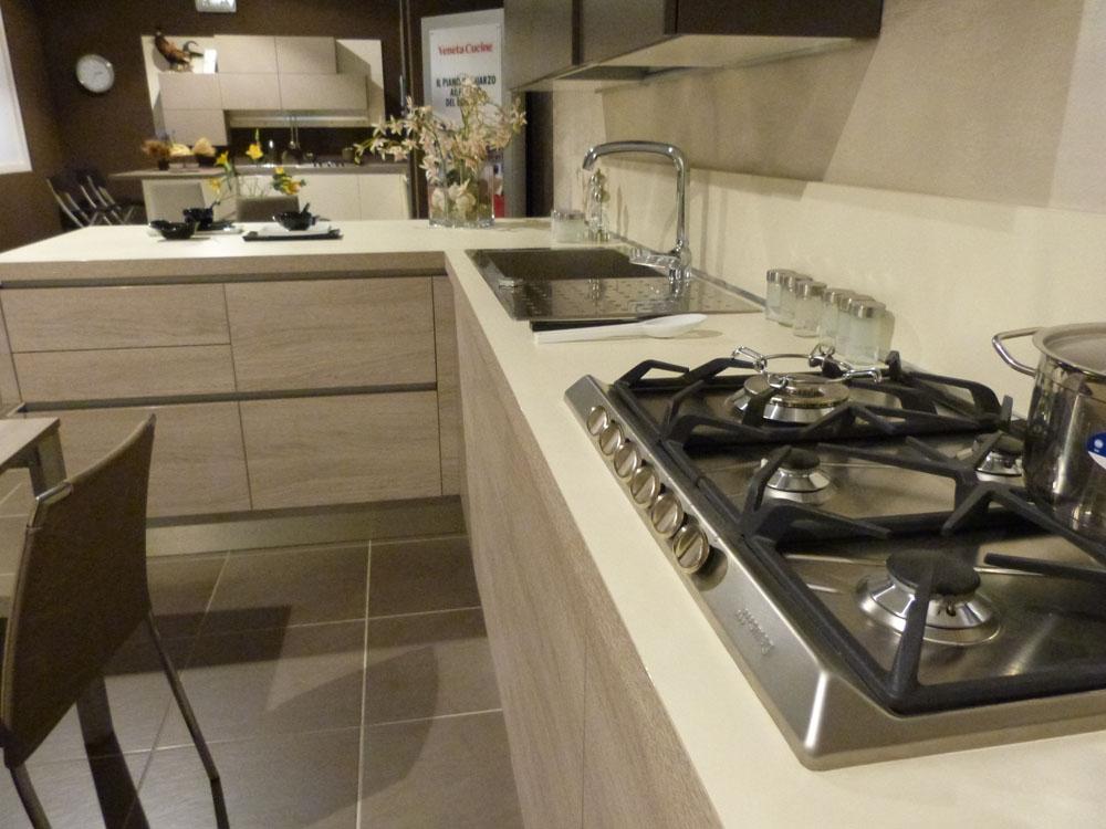Svendita Veneta Cucine Oyster in offerta scontata del 39% - Cucine ...