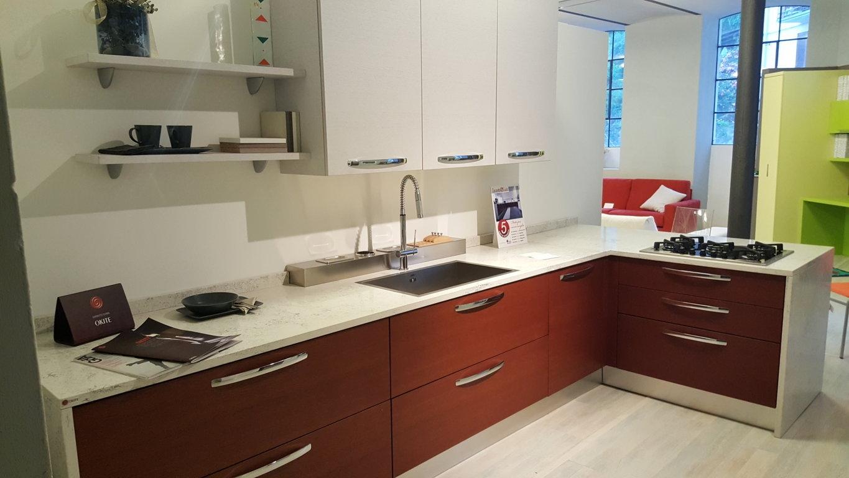 Zaccariotto cucina time legno scontata del 41 cucine a - Cucine direttamente dalla fabbrica ...
