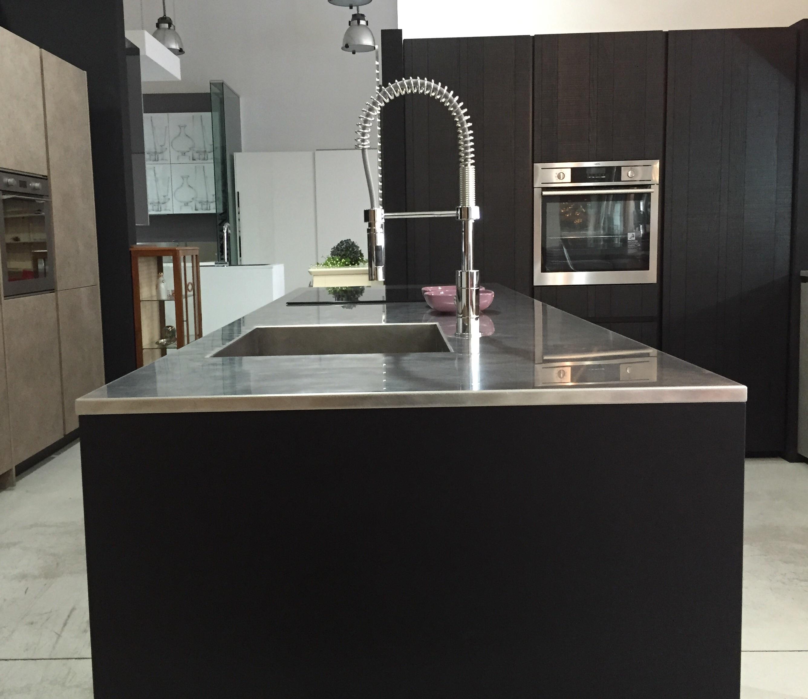 Top cucina acciaio inox prezzo stunning cucina scavolini - Top cucina fenix prezzo ...