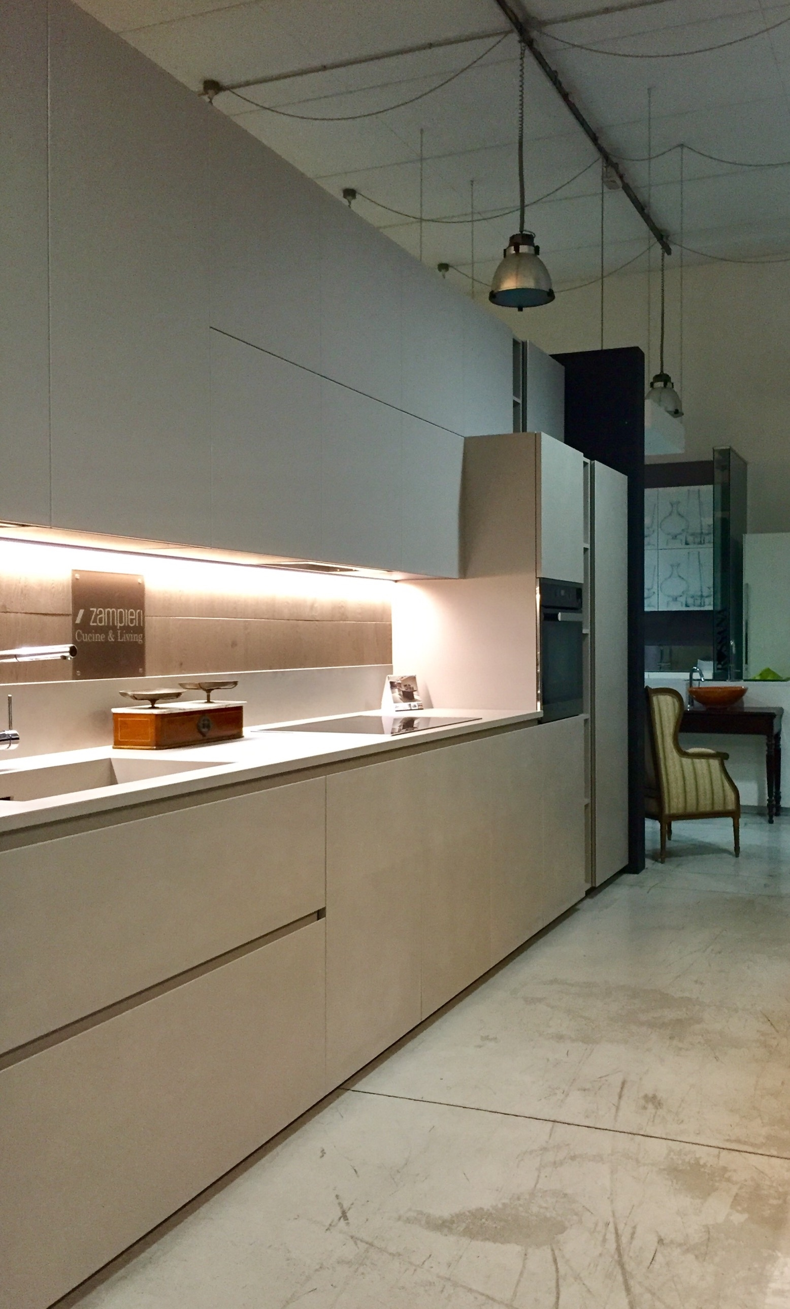 Awesome cucine in kerlite photos - Cucine in stile ...