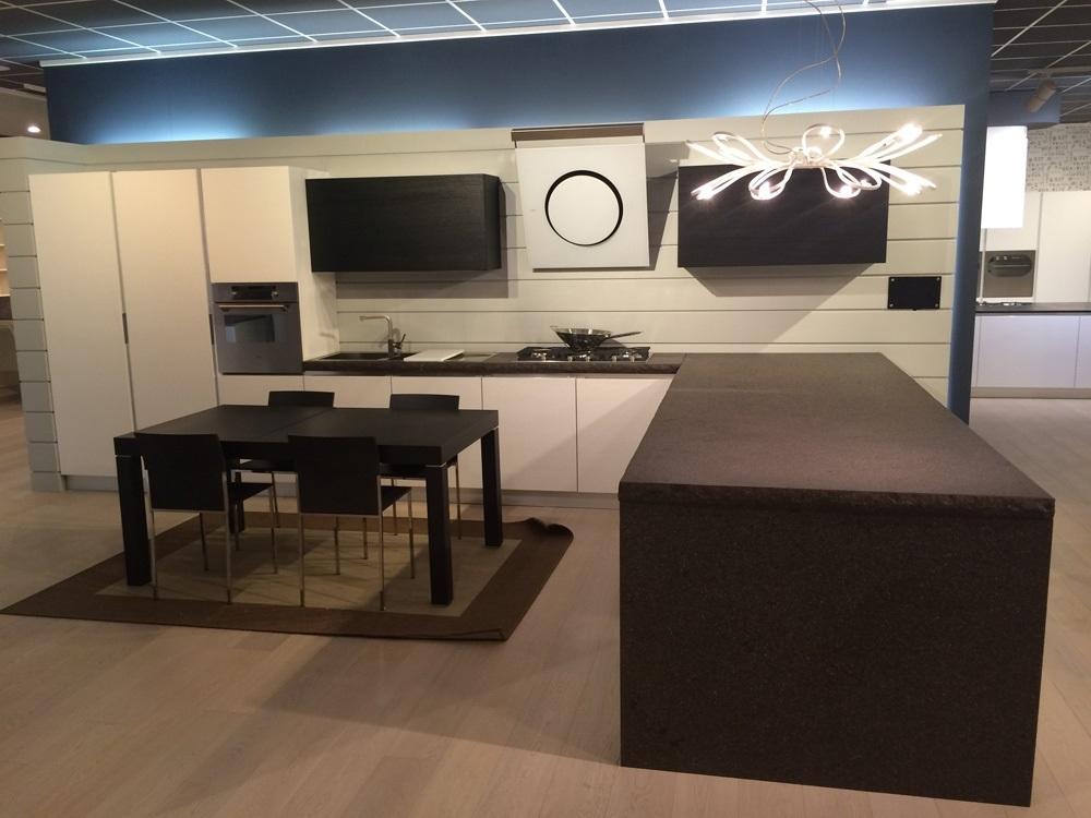 Zanotto cucina avena design legno bianca cucine a prezzi scontati - Cucina bianca legno ...