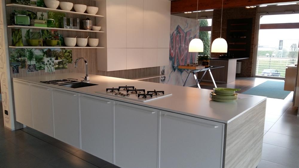 Cucina zecchinon karen venus moderno polimerico opaco bianca cucine a prezzi scontati - Cucine zecchinon ...