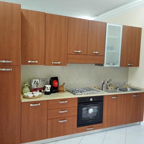 Zoe cucina moderna con elettrodomestici e top in okite - Top cucina moderna ...